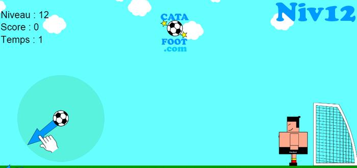 Jeux de foot en HTML5